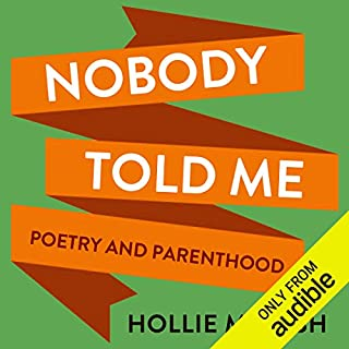 Nobody Told Me cover art