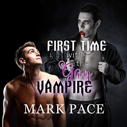 First Time with the Gay Vampire cover art