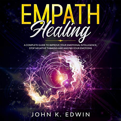 『Empath Healing』のカバーアート
