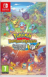 Pokémon Donjon Mystère : Equipe de secours DX (B083PJZYBP)   Amazon price tracker / tracking, Amazon price history charts, Amazon price watches, Amazon price drop alerts