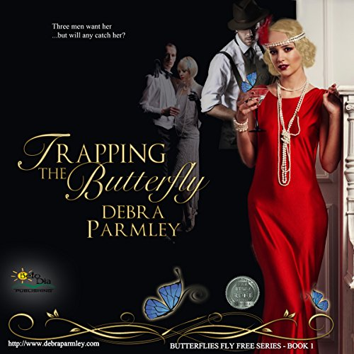 Trapping the Butterfly audiobook cover art