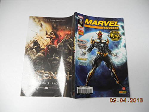 Marvel universe 28