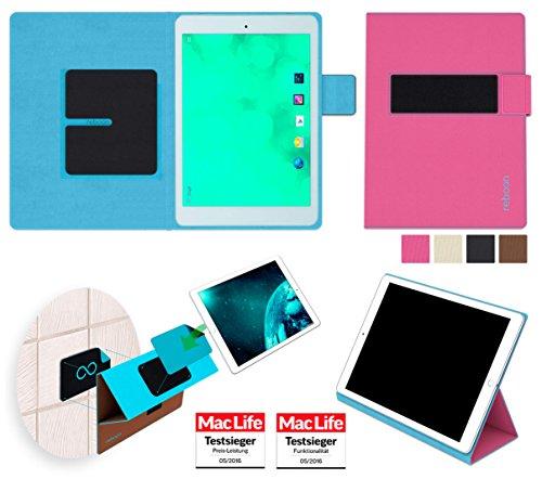 Hülle für Blaupunkt Polaris 7 Tasche Cover Hülle Bumper | in Pink | Testsieger