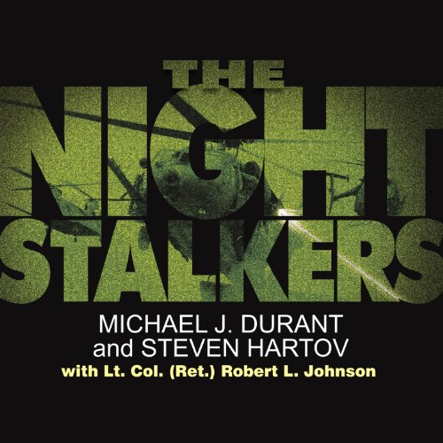 The Night Stalkers audiobook cover art
