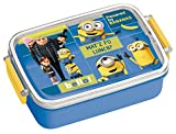 Skater Children's Bento Box 450ml Minions Bob and Friends made in Japan RB3A