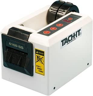 Tach-It 6100-SS Semi-Automatic Definite Length Tape Dispenser