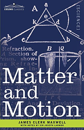 Matter and Motion (English Edition)