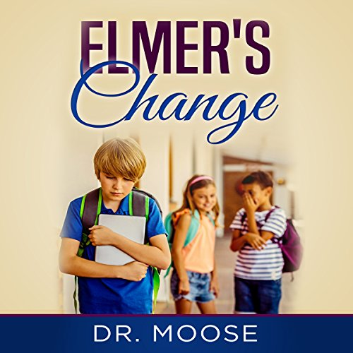 Elmer's Change audiobook cover art