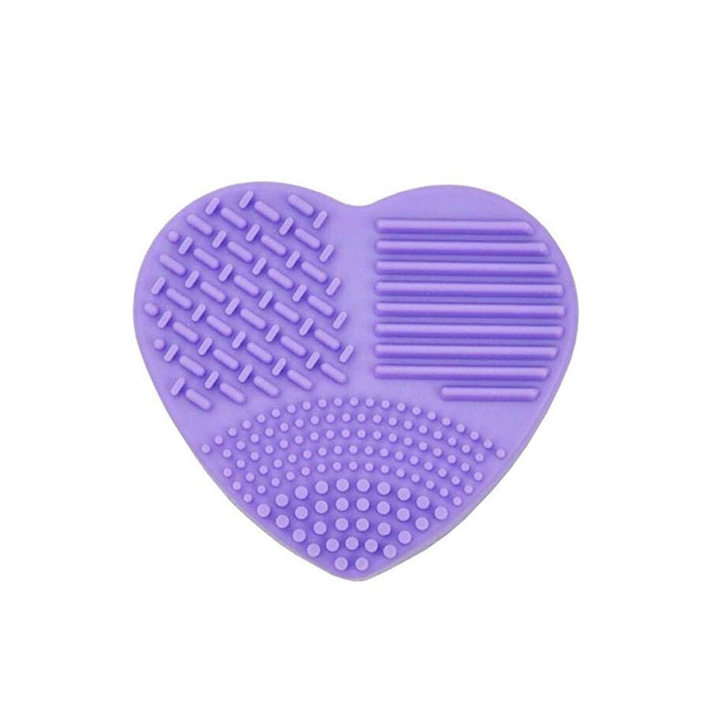 シート収益悪因子Onior 3in1 シリコン洗濯板 ポータブル メイクブラシクリーナー 旅行や外泊の必需品 化粧ブラシクリーナー 洗浄ブラシ 清掃ブラシ シリコンブラシ 強い弾力性