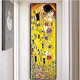 5D DIY pintura de diamante Kit completo taladro Mujer de amor maternal adultos niños Rhinestone Bordado punto de cruz Mosaico Artesanía para decoración de la pared del hogar Square Drill,80x160cm