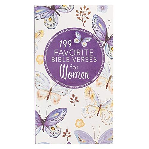 199 Favorite Bible Verses for Women