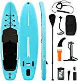 Tabla de Paddle Surf Hinchable Sup Inflatable Stand up Paddle Board PVC con...