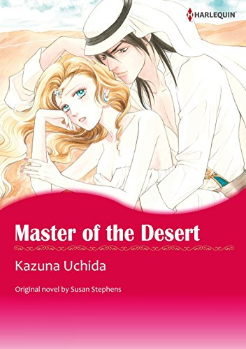 Master of The Desert: Harlequin comics (English Edition)