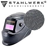 STAHLWERK ST-450RC Automatik Schweißhelm vollautomatisch abdunkelnd