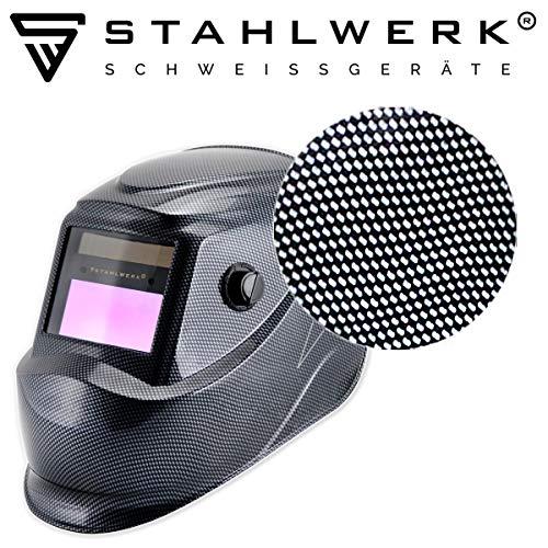 STAHLWERK ST-450RC Automatik Schweißhelm...