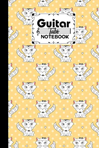 Guitar Tab Notebook: Guitar Tabs Notebook Raccoons Cover, Amazing Learn Guitar Tabs Notebook For Adults of All Ages | The Guitar Tab Book And Start Learning Tab | 120 Pages - Size 6' x 9'