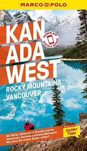 MARCO POLO Reiseführer Kanada West, Rocky Mountains, Vancouver: Reisen mit...