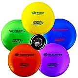 Innova Premium Beginner's Disc Golf Set - GStar Putter, Mid-Range, Driver - Durable