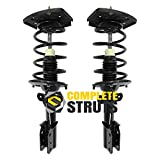 Rear Quick Complete Struts & Coil Spring Assemblies Compatible with 2004-2013 Chevrolet Impala (Pair)
