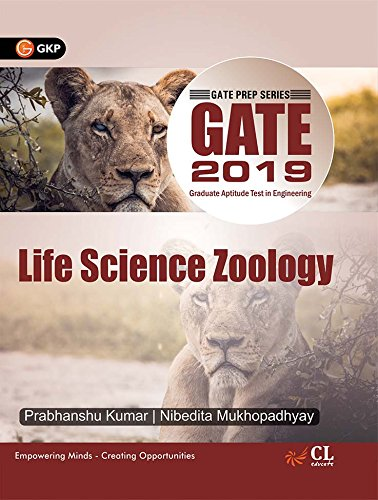 GATE Guide Life Science Zoology