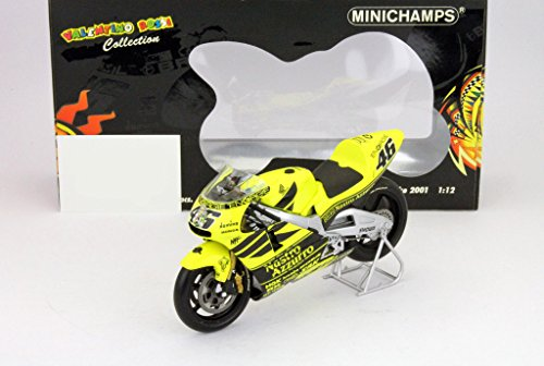 Minichamps 122016946 Honda Nsr 500 Preseason 2001 V. Rossi 1/12 Valentino Rossi Collection