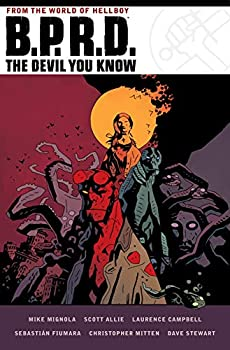B.P.R.D The Devil You Know Omnibus