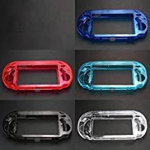 Replacement Clear Protective Hard Case Transparent Housing Shell Cover Case for for Sony psv1000 Psvita PS Vita PSV 1000 (...