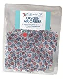 500cc Oxygen Absorbers for Dehydrated Food and Emergency Long Term Food Storage - 50 with...