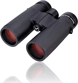 SVBONY SV202 10x42 ED Binoculars for Adults Waterproof Extra-Low Dispersion Glass BaK4 Prism for Bird Watching Travel Sigh...