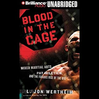 Blood in the Cage cover art