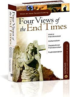 Complete Four Views of the End Times DVD-based Small Group Study Kit - Six Sessions