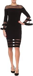 Joseph Ribkoff Black Dress Style 183417 - Fall 2018 Best Seller (8)