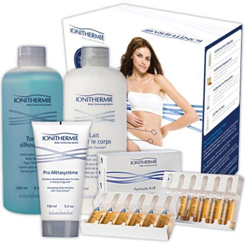 Ionithermie 12 Day Program Stage 1 Cellulite - Body Contouring System by Ionithermie