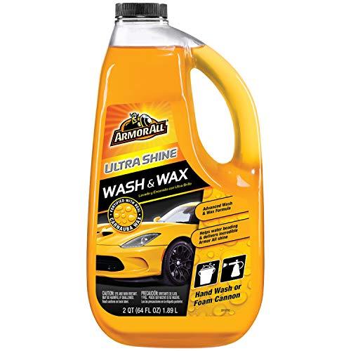 Armor All - 10346 Ultra Shine Wash & Wax (64 fluid...