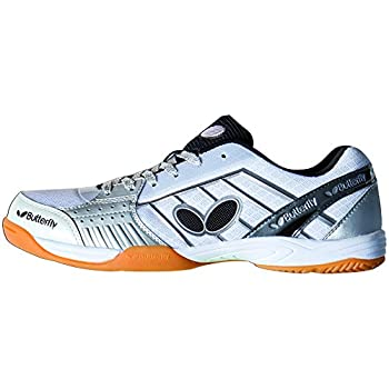 Butterfly LEZOLINE LAZER The New High Performance Table Tennis,Ping pong Shoe