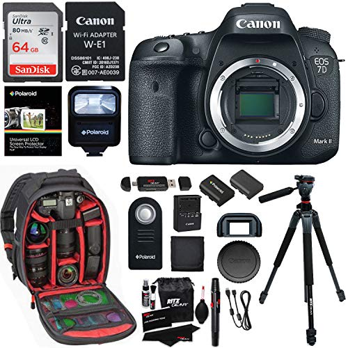 Canon EOS 7D Mark II - Bundle 2