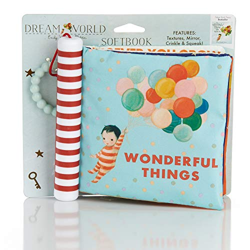 KIDS PREFERRED The Wonderful Things You'll Be Soft Book for Babies