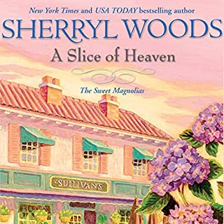 A Slice of Heaven     Sweet Magnolias, Book 2              Auteur(s):                                                                                                                                 Sherryl Woods                               Narrateur(s):                                                                                                                                 Janet Metzger                      Durée: 11 h et 10 min     Pas de évaluations     Au global 0,0