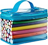 Tifara Beauty Hair Rollers 42-pack 7' Flexible Curling Rods
