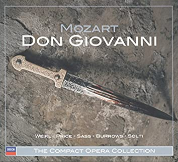 Mozart: Don Giovanni (3 CDs)