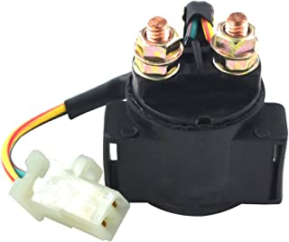 AHL Starter Solenoid Relay for Honda ATC200E/ATC200ES Big Red 1982 1983 1984 ATV