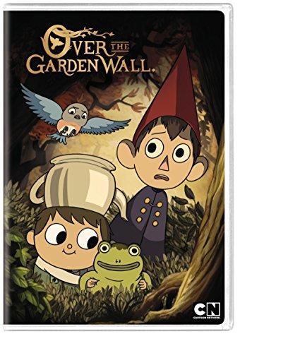 Red de dibujos animados: sobre la pared del jardín (DVD)