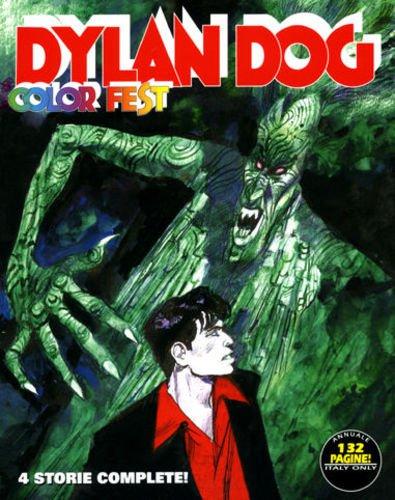 DYLAN DOG COLOR FEST N.3 - La fiaba nera