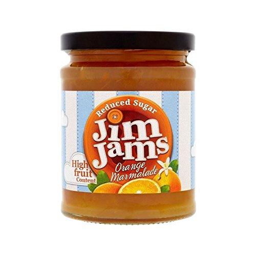 100% quality warranty JimJams Reduced Sugar Orange Marmalade Pack 300g Inexpensive 6 of -