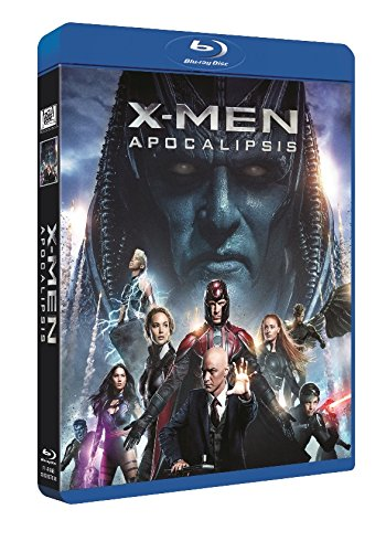 X-Men Apocalipsis Blu-Ray [Blu...