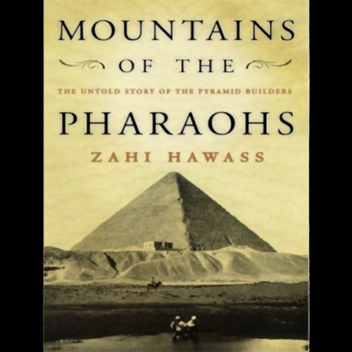 Mountains of the Pharaohs audiobook cover art