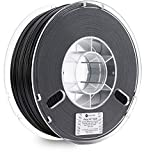 Polymaker 3D Printer Filament PolyLite ASA, 1.75mm, 2.2lb (1Kg), Black Filament, 3D Printing Filament, 1.75mm Filament…