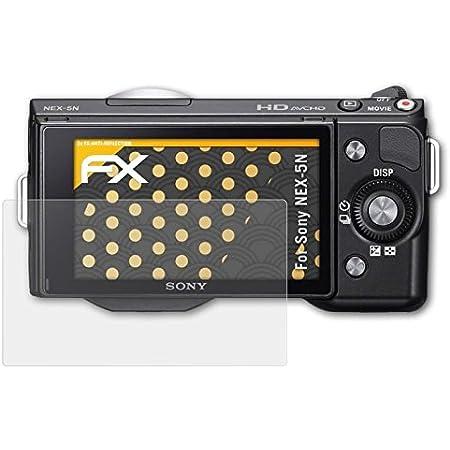Atfolix Panzerfolie Kompatibel Mit Sony Nex 5r Kamera