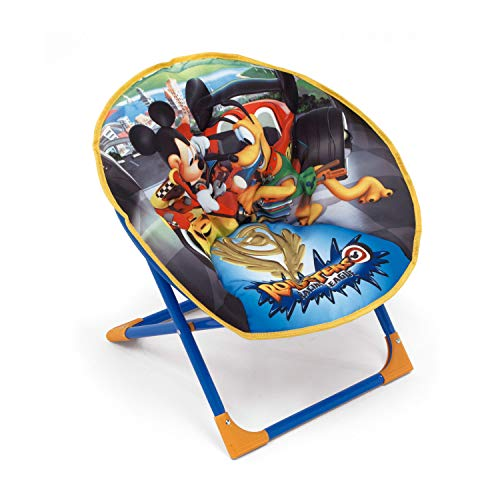 Arditex WD11620 - Silla Moon, diseño Mickey Mouse Roadster Racers