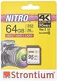 Strontium SDXC UHS-I U3 V30 Card